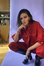 Thylane Blondeau - Social Media Photos and Videos 07/04/2020
