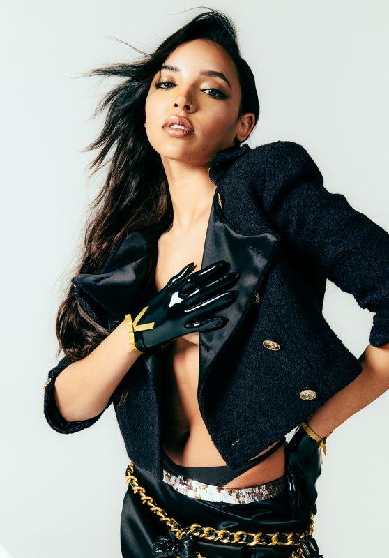 Tinashe - Photoshoot for V Magazine May 2020