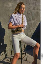 Toni Garrn - Grazia Magazine Italy 07/16/2020 Issue