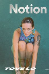 Tove Lo - Notion Magazine July 2020