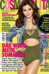 Victoria Justice - Cosmopolitan Magazine Germany August 2020 Issue