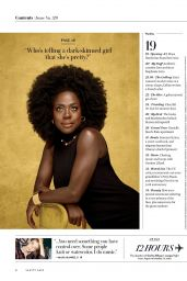 Viola Davis - Vanity Fair Magazine UK July 2020 Issue