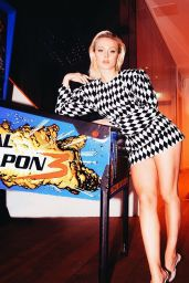 Zara Larsson - Photoshoot July 2020