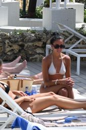 Zara McDermott in a Bikini - Holiday in Marbella 07/11/2020