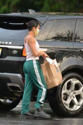 Zoe Kravitz - Out in Bedford, NY 07/05/2020