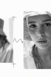 Alba Baptista - Flame Magazine August 2020 Photos