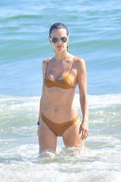 Alessandra Ambrosio in Gal Floripa Yantra Ouro Bikini - Beach in Malibu 08/01/2020