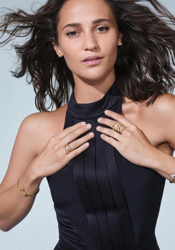 Alicia Vikander - Louis Vuitton LV Volt Collection 2020