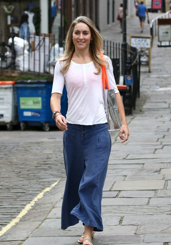 Amy Williams - Leaving BA1 Hair Salon in Bath 08/03/2020