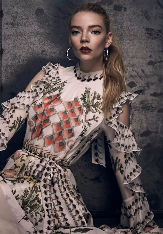 Anya Taylor-Joy - La Vanguardia Magazine August 2020
