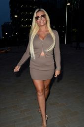 Apollonia Llewellyn Night Out Style - Menagerie in Manchester 08/16/2020