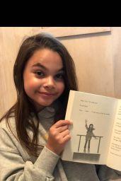 Ariana Greenblatt - Social Media Photos and Videos 08/10/2020
