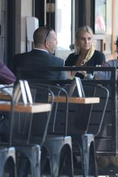 Ashlee Simpson at Tipsy Cow in Sherman Oaks 08/04/2020
