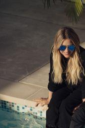 Ashley Benson - Bomer x Benzo Photoshoot for Instyle Magazine 2020