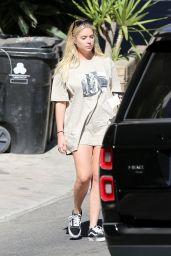 Ashley Benson - Out in Los Feliz 08/09/2020