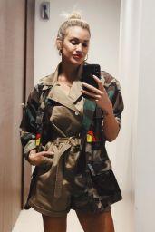 Ashley Roberts – Social Media Photos 08/10/2020