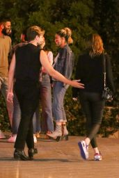 Barbara Palvin and Dylan Sprouse - Celebrating His Birthday in West Hollywood 08/04/2020
