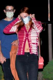 Bella Thorne Night Out Style - Nobu in Malibu 08/08/2020