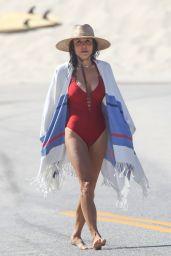 Bethenny Frankel in a Bikini in The Hamptons 07/29/2020