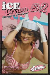 "Blackpink & Selena Gomez - 2nd Pre-Release Single ""Ice Cream"" Teaser Photos"