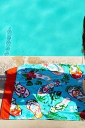 Blanca Blanco in a Bikini - West Hollyowood 08/02/2020