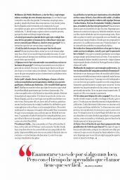 Blanca Suarez – InStyle Spain September 2020 Issue