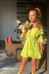 Caitlin Carmichael - Social Media Photos and Videos 08/24/2020