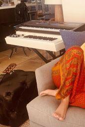 Camila Cabello - Social Media Photos and Video 08/14/2020