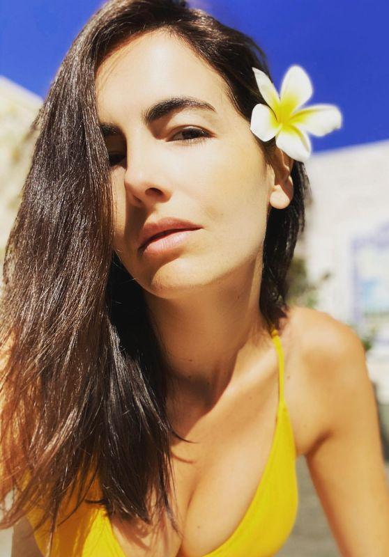 Camilla Belle - Social Media Photos 08/10/2020