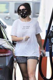 Charli XCX - Pumping Gas in Los Feliz 08/19/2020
