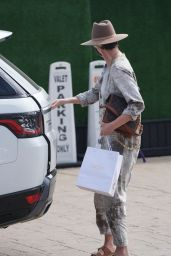 Charlize Theron - Out for Dinner at Nobu in Malibu 08/23/2020