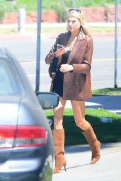 Charlotte McKinney - Out on Her Birthday in Malibu 08/06/2020