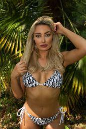 Chloe Crowhurst in a Bikini - Photoshoot 08/17/2020