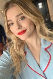 Chloe Moretz - Social Media Photos 08/15/2020