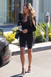 Chrissy Teigen - Shopping on Melrose Place in West Hollywood 08/13/2020