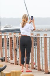 Christie Brinkley - Out in The Hamptons 08/04/2020