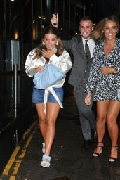 Coleen Rooney - Arriving at The Ivy in Spinningfields Manchester 08/22/2020