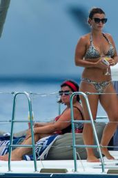 Coleen Rooney - Luxury Catamaran Yacht in Barbados 08/06/2020