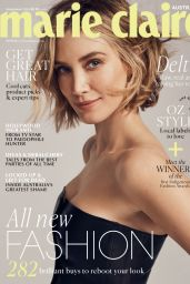 Delta Goodrem - Marie Claire Australia September 2020 Issue