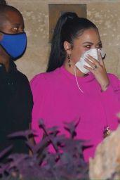 Demi Lovato Night Out Style - Nobu in Malibu 08/07/2020