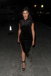 Demi Rose - Arriving at the W Hotel Opening Night in Ibiza 08/06/2020