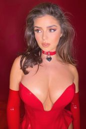 Demi Rose – Social Media Photos 08/07/2020