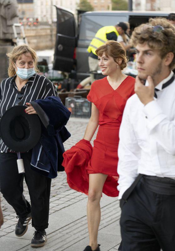 """Diana Gómez - """"Money Heist"""" Set in Copenhagen 08/06/2020"""