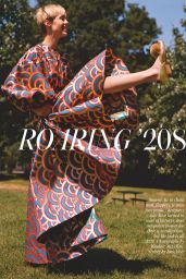 Edie Campbell - Vogue UK September 2020 Issue