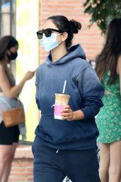 Eiza Gonzalez Street Style - Los Angeles 08/13/2020