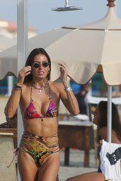 Elisabetta Gregoraci in a Bikini - Forte Dei Marmi 08/23/2020