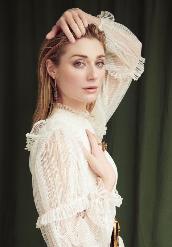 Elizabeth Debicki - Photoshoot for The Observer July 2020