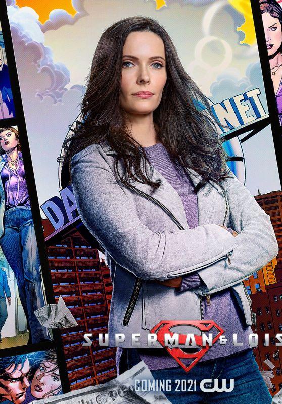 "Elizabeth Tulloch - ""Superman & Lois"" Promo 2020"