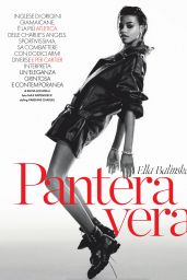 Ella Balinska - ELLE Magazine Italy 08/29/2020 Issue