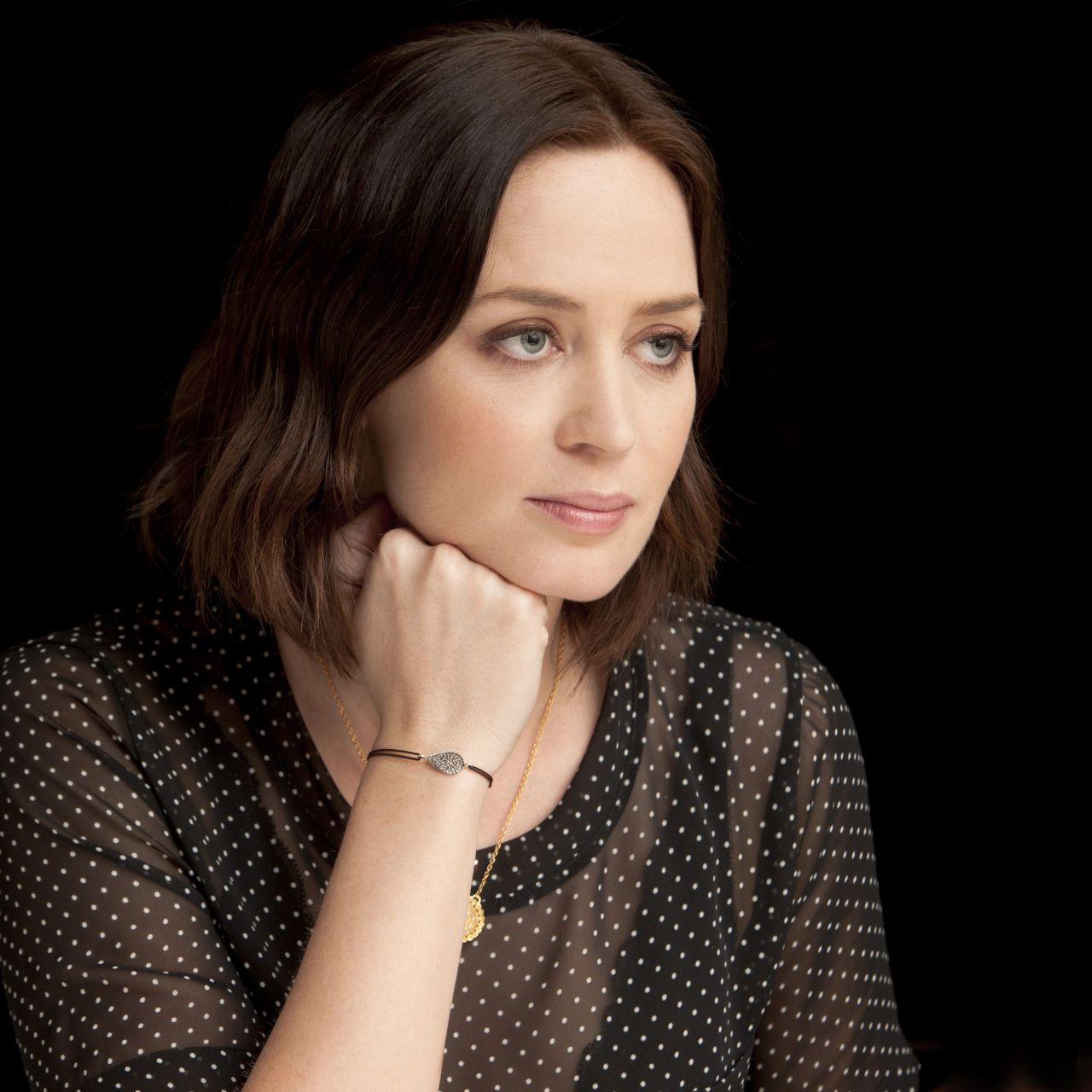 EMILY BLUNT at A Quiet Place, Photocall in New York, March 2020 - HawtCelebs